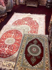 30 Magic Carpets from King Solomon