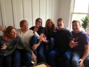 Happy Family Faces!